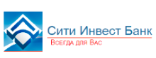 Логотип Сити Инвест Банк