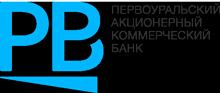 Логотип Первоуральскбанк