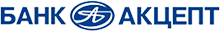 Логотип Банк Акцепт