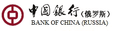 Логотип Bank of China (Бэнк оф Чайна)
