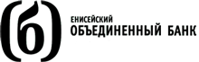 Логотип Енисейский объединенный банк