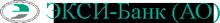 Логотип ЭКСИ-Банк