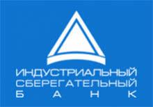 Логотип Индустриальный Сберегательный Банк