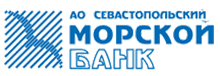 Логотип Севастопольский Морской банк
