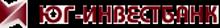 Логотип ЮГ-Инвестбанк