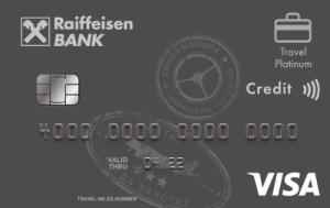 Кредитная карта Travel Rewards Premium от банка Райффайзенбанк